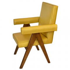 Pierre Jeanneret Pair of Chandigarh Committee Chairs By Pierre Jeanneret - 334015