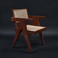 Pierre Jeanneret Pair of Pierre Jeanneret Office Chairs - 1137462