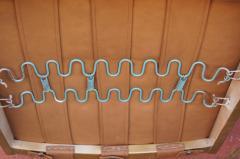 Pierre Jeanneret Pair of Scissor Chairs Model 92 by Pierre Jeanneret for Knoll - 2043784