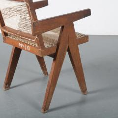 Pierre Jeanneret Pierre Jeanneret Armchair for Chandigarh India 1950 - 1409044