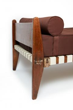 Pierre Jeanneret Pierre Jeanneret Daybed from Chandigarh India - 1137459