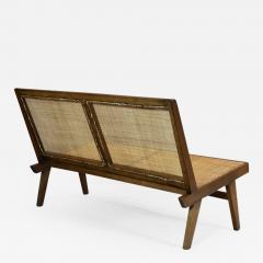 Pierre Jeanneret Pierre Jeanneret Rare Folding Settee 1958 - 1855957