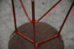 Pierre Jeanneret Pierre Jeanneret Set of 6 Hight Stools - 1967530