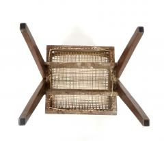 Pierre Jeanneret Pierre Jeanneret Teak and Cane Office Chair from Chandigarh - 995112