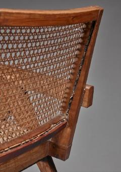 Pierre Jeanneret Pierre Jeanneret pair of Chandigarh High Court easy chairs 1950s - 760156
