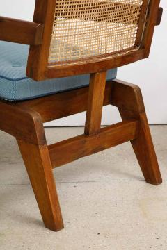 Pierre Jeanneret Rare Pair of Arm Chairs by Pierre Jeanneret - 1529980