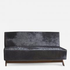 Pierre Jeanneret Sofa with compass legs ca 1955 - 1099124