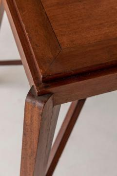 Pierre Jeanneret Wood Stool Attributed to Pierre Jeanneret - 1583923