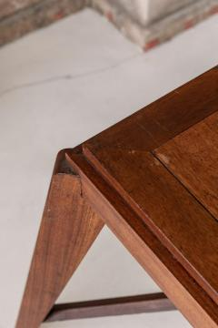 Pierre Jeanneret Wood Stool Attributed to Pierre Jeanneret - 1583925