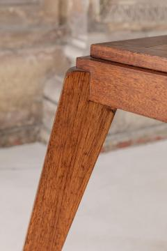 Pierre Jeanneret Wood Stool Attributed to Pierre Jeanneret - 1583936
