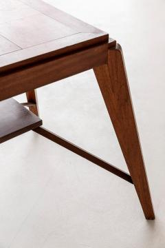 Pierre Jeanneret Wood Stool Attributed to Pierre Jeanneret - 1583942
