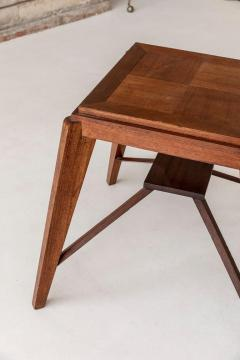 Pierre Jeanneret Wood Stool Attributed to Pierre Jeanneret - 1583945