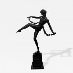 Pierre Le Faguays Deco Dancer  - 417575