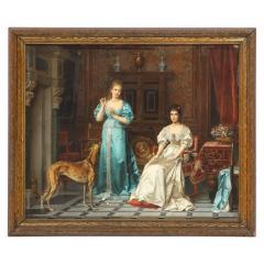 Pierre Paul Emmanuel de Pommayrac a French Oil Painting - 1217815