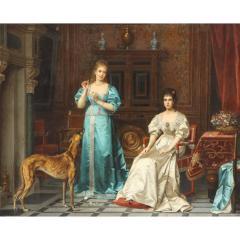 Pierre Paul Emmanuel de Pommayrac a French Oil Painting - 1217816