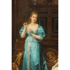 Pierre Paul Emmanuel de Pommayrac a French Oil Painting - 1217817