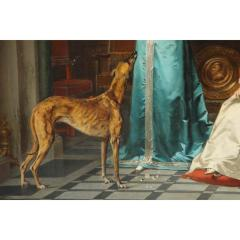 Pierre Paul Emmanuel de Pommayrac a French Oil Painting - 1217818
