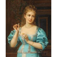 Pierre Paul Emmanuel de Pommayrac a French Oil Painting - 1217821