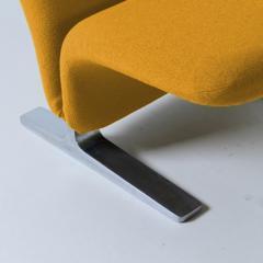 Pierre Paulin Dutch Lounge Chairs by Pierre Paulin for Artifort New Kvadrat Upholstery 1970s - 991337