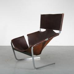 Pierre Paulin F444 Lounge Chair by Pierre Paulin for Artifort Netherlands 1960 - 1305404