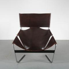 Pierre Paulin F444 Lounge Chair by Pierre Paulin for Artifort Netherlands 1960 - 1305441
