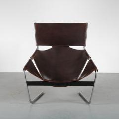 Pierre Paulin F444 Lounge Chair by Pierre Paulin for Artifort Netherlands 1960 - 1305445