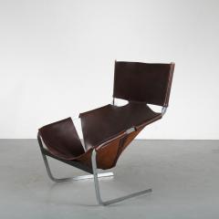 Pierre Paulin F444 Lounge Chair by Pierre Paulin for Artifort Netherlands 1960 - 1305448