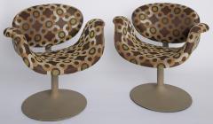 Pierre Paulin Little Tulip Arm Chairs - 1080961