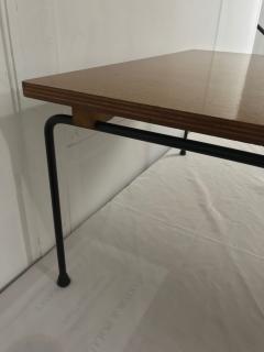 Pierre Paulin Oak plywood coffee table model CM192 - 2035695