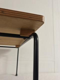 Pierre Paulin Oak plywood coffee table model CM192 - 2035697