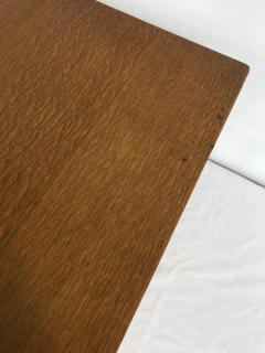Pierre Paulin Oak plywood coffee table model CM192 - 2035699