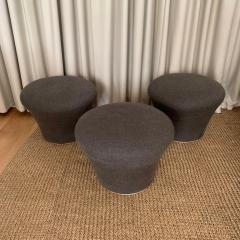 Pierre Paulin Original Pierre Paulin Mushroom Pouf or Stool by Artifort Netherlands 1960s - 1672176