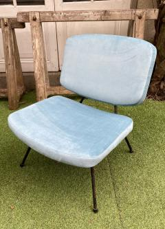 Pierre Paulin Pair of CM190 slipper chairs for Thonet - 2001355