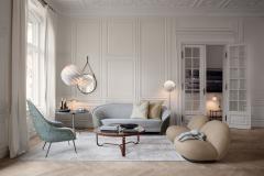 Pierre Paulin Pierre Paulin Pacha Lounge Chair - 1723454