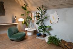Pierre Paulin Pierre Paulin Pacha Lounge Chair - 1723456