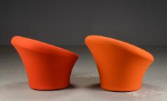 Pierre Paulin Pierre Paulin for Artifort pair of model Mushroom arm chairs - 869832