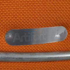Pierre Paulin Rare F558 Chair Pierre Paulin by Artifort 1963 - 1001258