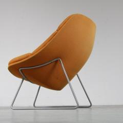 Pierre Paulin Rare F558 Chair Pierre Paulin by Artifort 1963 - 1001259
