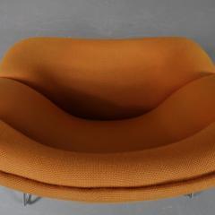 Pierre Paulin Rare F558 Chair Pierre Paulin by Artifort 1963 - 1001260