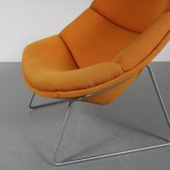 Pierre Paulin Rare F558 Chair Pierre Paulin by Artifort 1963 - 1001262