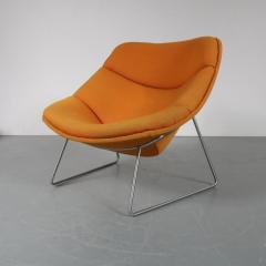 Pierre Paulin Rare F558 Chair Pierre Paulin by Artifort 1963 - 1001264