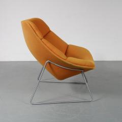 Pierre Paulin Rare F558 Chair Pierre Paulin by Artifort 1963 - 1001267