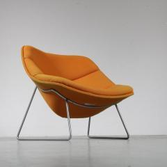 Pierre Paulin Rare F558 Chair Pierre Paulin by Artifort 1963 - 1001268