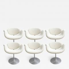 Pierre Paulin Six Little Tulip armchairs Pierre Paulin Artifort circa 1965 - 1985752