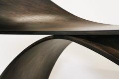 Pierre Renart M bius Console in Dark Wood - 2032911