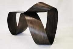 Pierre Renart M bius Console in Dark Wood - 2032912