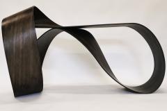 Pierre Renart M bius Console in Dark Wood - 2032914