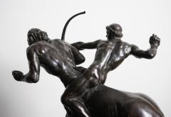 Pierre Traverse Classical Bronze Sculpture by French Sculptor Pierre Traverse Archer Centaur - 976397
