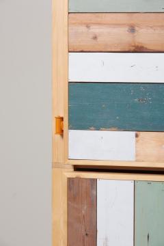 Piet Hein Eek Classic Cupboard in Scrapwood by Piet Hein Eek - 1027295