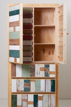 Piet Hein Eek Classic Cupboard in Scrapwood by Piet Hein Eek - 1027298